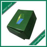 جيف اللون الأخضر طباعة يعبّئ صندوق