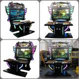 Säulengang-Spiel-Maschine der Straßen-3D des Kämpfer-4 für Verkauf