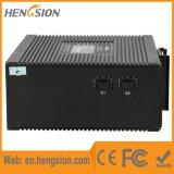 Interruptor portuário controlado industrial da rede 8 Ethernet