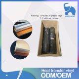Vinile metallico 50cm*25m di scambio di calore di 17 colori per la tessile