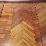 Suelo de madera de madera sólido de Floring /Kosso de la madera dura de África que suela Kosso /Parquet