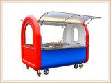 Ys-Bho230熱い販売の食糧カートの販売のための移動式食糧カート