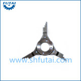 Disco de rotor del metal para la hiladora