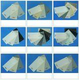 Rollen-Vorhang-Gewebe-heller weißer Lichtschutz