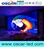 Visualizzazione di LED esterna completa della parete di colore P6 HD di SMD 3535 video
