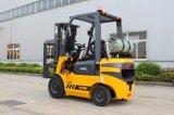 carrello elevatore di 1.8ton LPG/Petrol/Gasoline con il motore Nissan K21 o Gq-4y cinese, altezza di sollevamento di 3m-6m