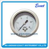 차별 압력 측정하 낮은 압력 측정하 Mbar 압력 계기