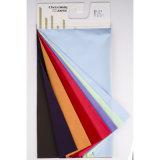 la tela 100% de algodón 50s el 145cm 113GSM aclara algodón de la tela del amoníaco líquido