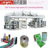Qdf-a Series High-Speed ​​Adhesive Label Dry Lamination Machinery