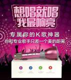 Mini registratore di canzone dell'altoparlante di Bluetooth del microfono del giocatore di karaoke