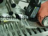 경구 작은 유리병 앰풀 유리병 수평한 레테르를 붙이는 기계