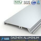 Perfil de aluminio del fabricante de aluminio para el perfil superior de la puerta de la ventana de Argelia África