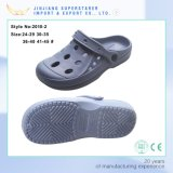 Form Breathable EVA-Klotz-beiläufige Unisexklotz-Kind-Sandelholze