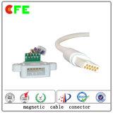 12V Connettore del cavo magnetico per attrezzature mediche