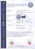 Кабели LAN кабеля FTP CAT6 напольные водоустойчивые прошли сертификат Ce/Rhos