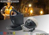 Faro Corded antiexplosivo del minero de subterráneo de la seguridad IP68 con el CREE LED