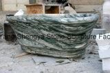 Bañera de mármol del mármol de la tina