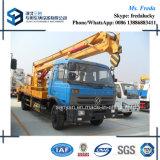 Dongfeng 20 Meter-hydraulischer gegliederter Hochkonjunktur-Luftarbeits-LKW