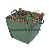 Квадрат или круговой сверхмощный мешок сада собрания листьев