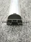 Tubes d'extrusion en aluminium Cusotm série 6000 en finition Mill