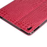 Het krokodille Geval van de Tablet van de Slaap van het Leer van het Patroon Auto voor iPad PRO