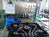 무쇠 팬 지원 (JZS4700)를 가진 가스 호브에서 건설되는 정연한 모양