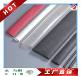 Tubo di gomma del silicone con fibra di vetro