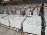 Mattonelle di pietra di marmo bianche italiane naturali di Carrara per la decorazione della parete