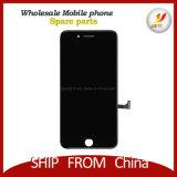 iPhone 7のための白くおよび黒いLCD表示のタッチ画面の計数化装置の等級AAA 4.7インチの携帯電話