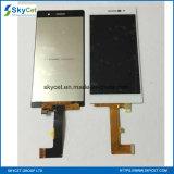 El teléfono móvil original LCD para Huawei asciende P7