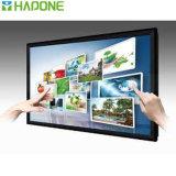 55 인치 LED LCD 텔레비젼 접촉 스크린 전시