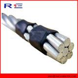 Re cable AAC, AAAC, Acar, ACSR/Aw, Accc, conductor de ACSR para la línea de transmisión