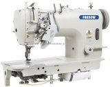 Máquina de coser del punto de cadeneta doble de alta velocidad de la aguja