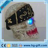 Tamanho realístico médico do adulto do 1:1 do tamanho do modelo humano novo da resina da réplica do crânio