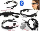 Óculos de sol Bluetooth Óculos de sol Auriculares estéreos auscultadores estéreo com microfone mãos livres