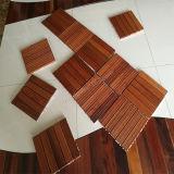 Revêtement de sol en panneaux de bois franc pour Kempas Sand Beach Flooring