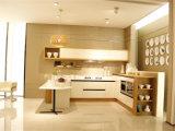 Самомоднейшая Handless дверь Carbinet/деревянная мебель дома кухни