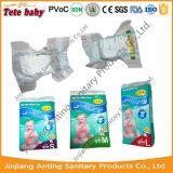 Refasten tecidos do bebê da fita dos PP