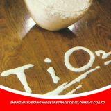 Dióxido Titanium elevado de classe TiO2 para a pintura, borracha, bateria