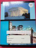 Hecho en cuadernos espirales baratos de la fuente de oficina de China en existencias