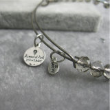 方法水晶腕輪の魅力のブレスレットの宝石類