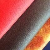 PU кожаный Hw-268 софы сна высокого анти- гидролиза синтетический