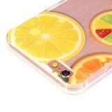 &#160 ; Cas doucement ultra mince de l'impression de couleur d'Accessoires boîtier de téléphone cellulaire TPU pour l'iPhone 7 plus 6 6s