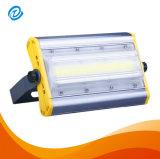 IP65 50Wのクリー族チップ穂軸LEDの洪水ライト産業照明