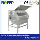Filtro de cilindro giratório quente da venda para o tratamento de Wastewater