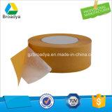 Kraft 종이 가죽 제품 (DTS512)를 위한 접착성 두 배 편들어진 조직 테이프