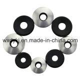 Rondelles de cachetage métallisées avec le fournisseur d'EPDM de la rondelle métallisée de joint de matériel d'acier inoxydable de la Chine