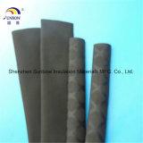 Tubazione strutturata dello Shrink di calore non di slittamento ignifugo flessibile resistente UV dell'UL bella