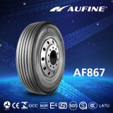 Resistente todo el neumático de acero 11r22.5 del carro con el etiquetado del alcance