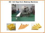 2017new機械を作るフルオートマチックの卵ロール